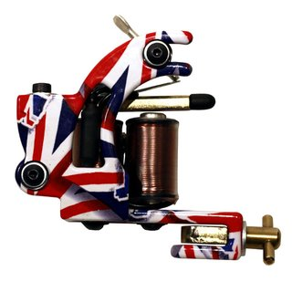Micky Sharpz Line-O-Graph MKIV- Union Jack Design