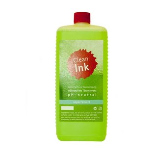 Grüne Seife zitrone 1L Clean Ink